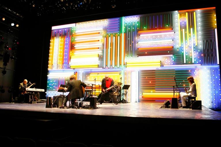 Adamsu0027 lighting design ... & Broadway Brain: Kevin Adams lights rock stars of Broadway   Stage Rush