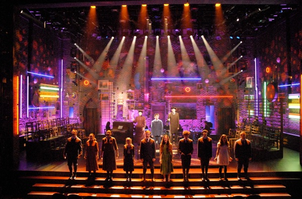 Adamsu0027 Tony-winning lighting design ... & Broadway Brain: Kevin Adams lights rock stars of Broadway   Stage Rush
