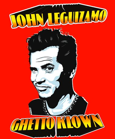 john leguizamo ghetto klown clown broadway show poster