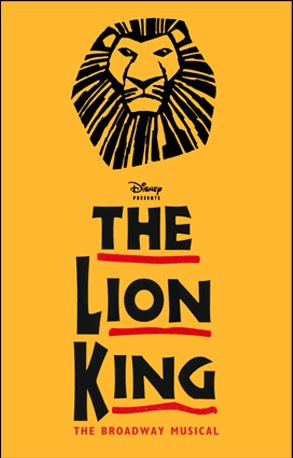 lion king poster disney broadway musical frank fraver verlizzo designer