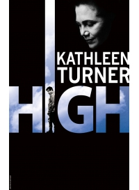 high broadway poster play kathleen turner