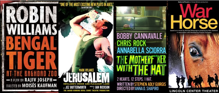 2011 tony nominee predictions best play jerusalem motherfucker hat bengal tiger baghdad zoo war horse