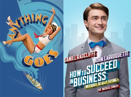 2011 tony awards nominee predictions best revival musical how to succeed in business without really trying anything goes