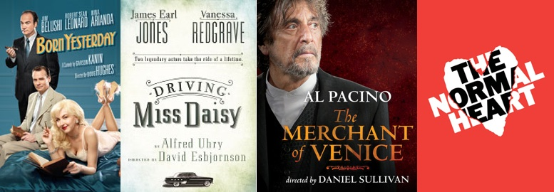 2011 tony award nominee predictions best revival play merchant venice driving miss daisy normal heart born yesterday