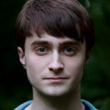 daniel radcliffe harry potter headshot