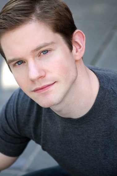 rory omalley book of mormon musical head shot south park