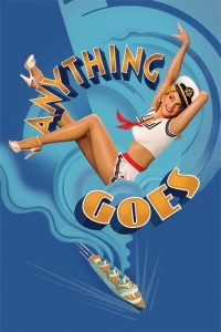 anything goes broadway revival poster sutton foster