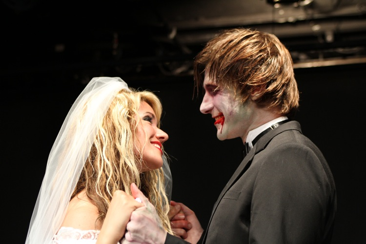 fringenyc fringe festival new york city zombie wedding musical
