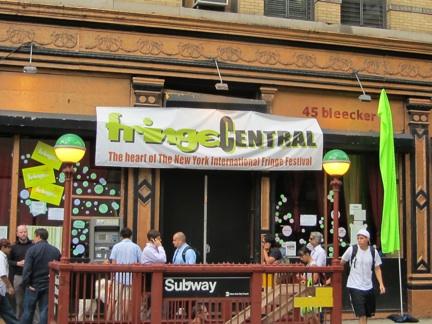 fringe festival new york city fringe central