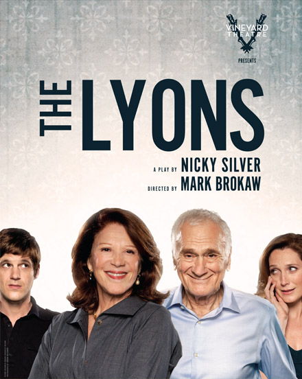 lyons vineyard theatre linda lavin michael esper nicky silver poster