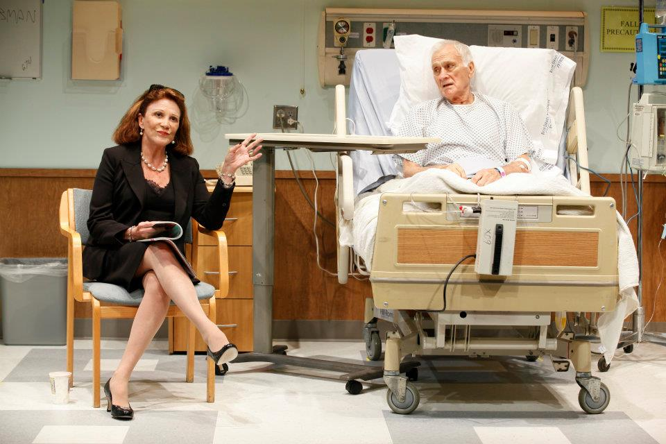 lyons vineyard theatre linda lavin nicky silver
