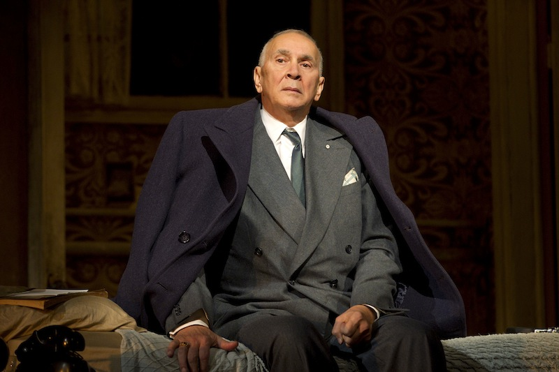 man and boy play broadway frank langella