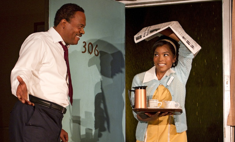 mountaintop broadway play samuel l jackson angela bassett