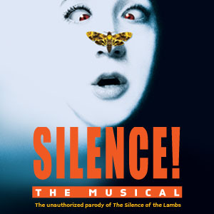 silence the musical poster lambs