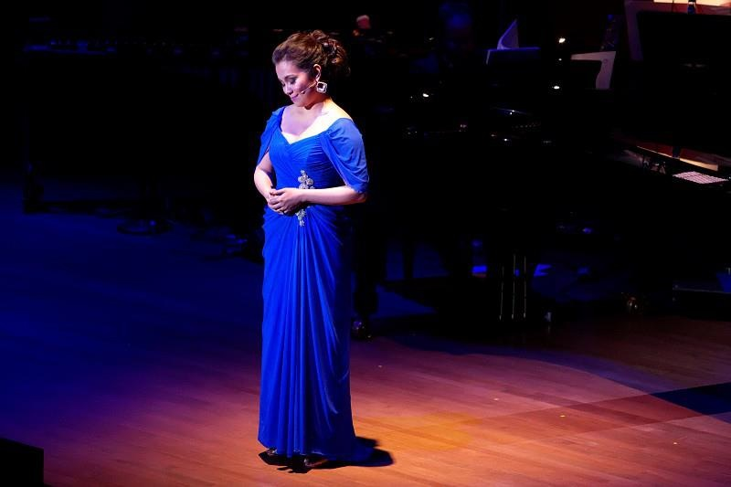 suites by sondheim benefit concert lincoln center lea salonga phildev