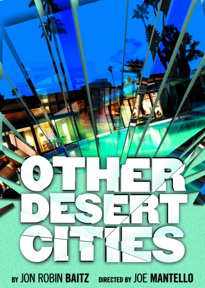 other desert cities broadway poster rachel griffiths stockard channing judith light lincoln center jon robin baitz
