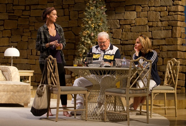 other desert cities broadway rachel griffiths stockard channing stacy keach judith light jon robin baitz lincoln center