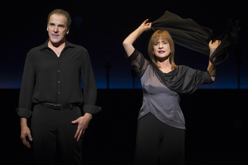 patti lupone mandy patinkin broadway concert