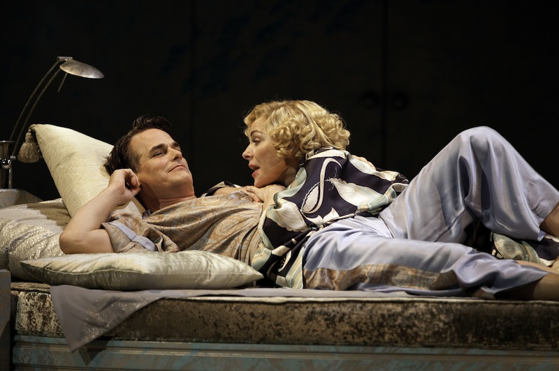 private lives broadway kim cattrall paul gross