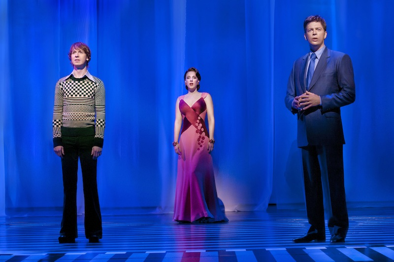 on a clear day you can see forever broadway revival musical harry connick jr
