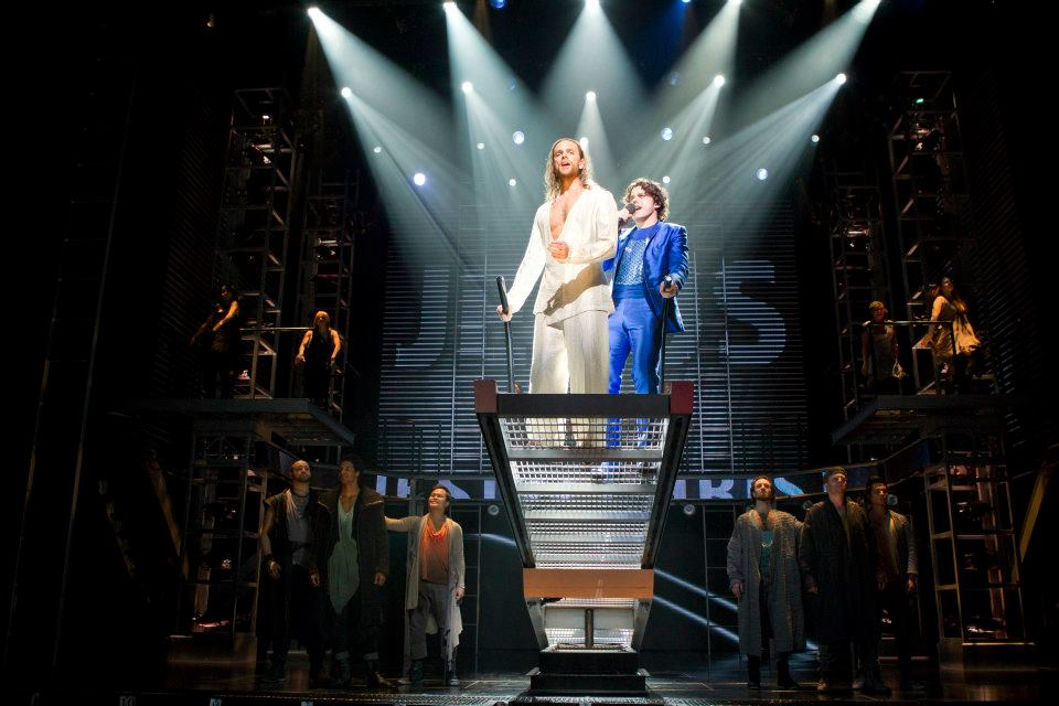 jesus christ superstar broadway revival paul nolan josh young