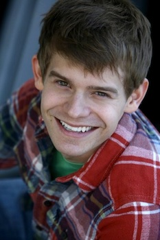 andrew keenan bolger newsies disney submissions only head shot