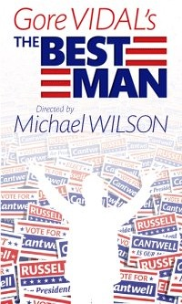best man broadway revival poster