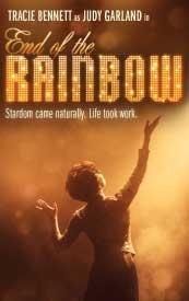 end of the rainbow broadway poster tracie bennett