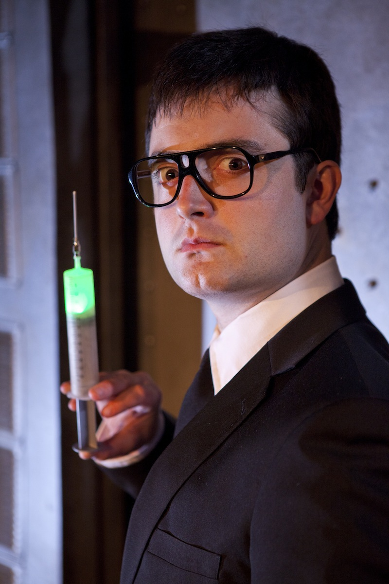 graham skipper re-animator the musical