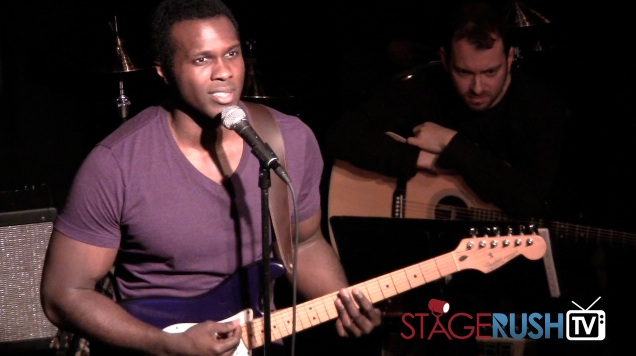 joshua henry soul weakness concert triad theater broadway scottsboro boys american idiot porgy and bess